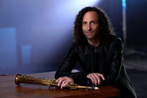 Kenny G (photo: Dominick Guillemot)