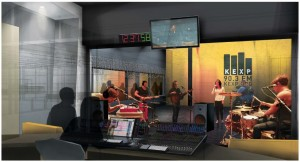 KEXP's proposed Live Room (image: SkB Architects)