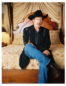 Kinky Friedman (photo: courtesy of Conqueroo)