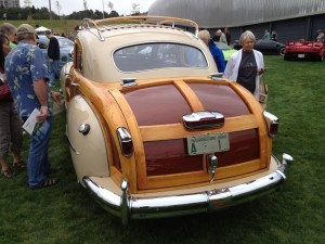 1948 Chrysler Town and Country (photo: Gene Stout)