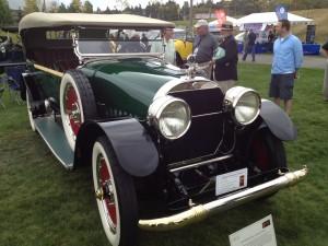 1919 McFarlan Type 127 Touring (photo: Gene Stout)
