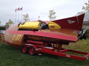Slo-mo-shun V hydroplane (photo: Gene Stout)