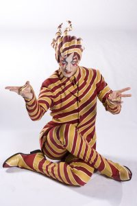 KOOZA's The Trickster (photo: OSA Images)