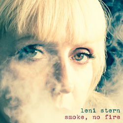 Leni Stern Smoke, No Fire CD cover