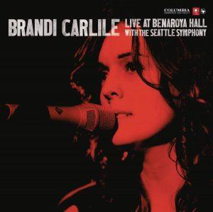 Brandi Carlile's Live at Benaroya album
