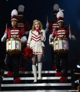 Madonna (photo: Kevin Mazur)