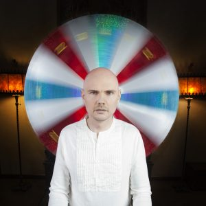 Billy Corgan of Smashing Pumpkins (photo: Kristin Burns)