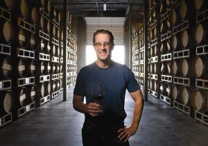 Winemaker David Merfeld (photo: Kevin Cruff)