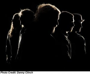 My Morning Jacket (photo: Danny Clinch)