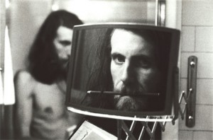 Graham Nash self-portrait