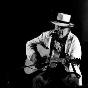 Neil Young (photo: Jim Bennett)