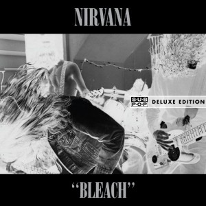 Nirvana's Bleach album on Sub Pop
