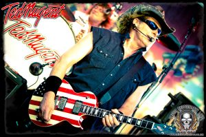 Ted Nugent (photo: Mike Savoia)