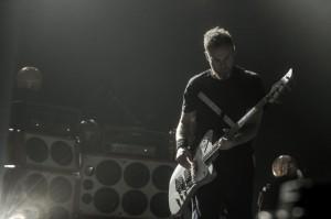 Bassist Jeff Ament (photo: Jim Bennett)