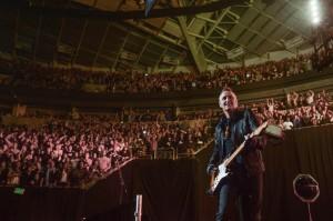 Guitarist Mike McCready (photo: Jim Bennett)