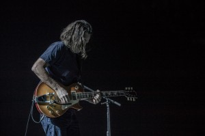 Guitarist Stone Gossard (photo: Jim Bennett)
