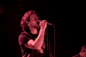 Eddie Vedder (photo: Jim Bennett)