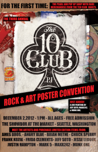 Rock & Art Poster Convention