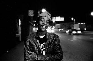 Wiz Khalifa (photo: Darren Ankenman)