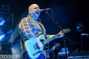 Black Francis of The Pixies (photo: Alex Crick)