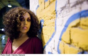 Poly Styrene (photo: Fabrizio Rainone)