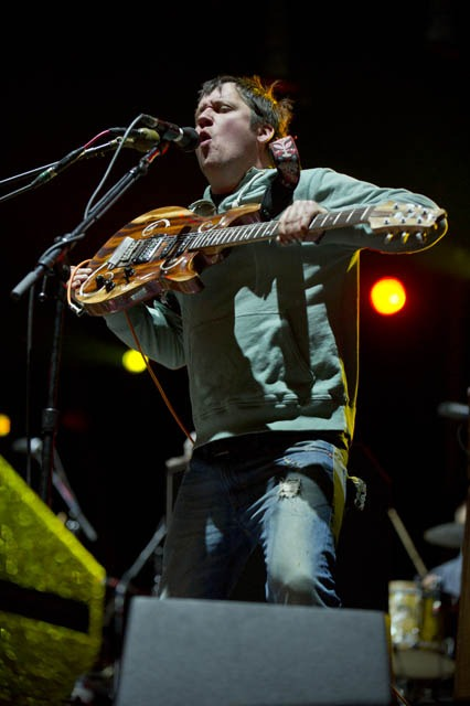 Isaac Brock of Modest Mouse (photo: Suzi Pratt)