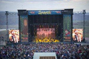 Sasquatch! Stage (photo: Suzi Pratt)