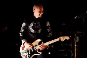 Billy Corgan of Smashing Pumpkins (photo: Christopher Nelson)
