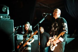 Smashing Pumpkins (photo: Christopher Nelson)
