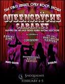 'Queensryche Cabaret' poster