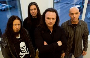 Queensryche before the split (photo: Greg Watermann)