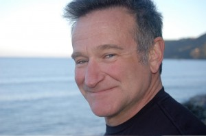 Robin Williams (photo: www.facebook.com/RobinWilliams)
