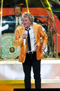 Rod Stewart (photo: Matthew Lamb)