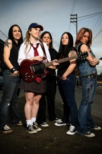 Seattle's Hell's Belles