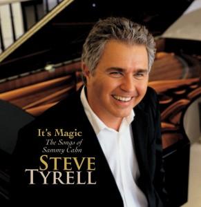 Steve Tyrell album cover