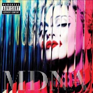 Madonna's MDNA album