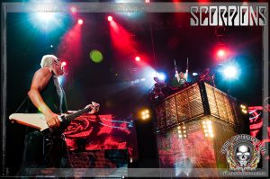 The Scorpions (photo: Mike Savoia)