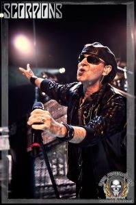 Klaus Meine (photo: Mike Savoia)
