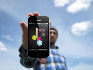 Seattle City of Music app