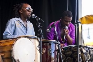 Shabazz Palaces (photo: Alex Crick)