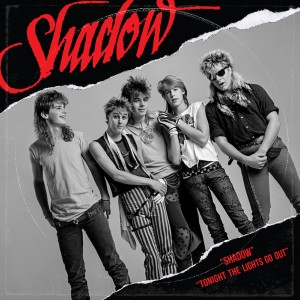 Shadow album cover