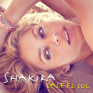 "Shakira: ""Sale ed Sol"" album cover"