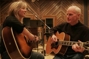 Sid Selvidge and Amy Speace (photo: Archer Records)