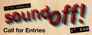 Sound Off! logo