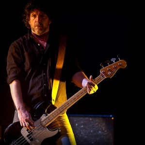 Ben Shepherd of Soundgarden (photo: John Brott)