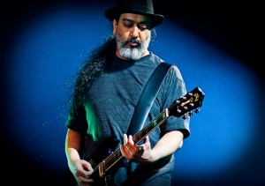 Kim Thayil of Soundgarden (photo: John Brott)