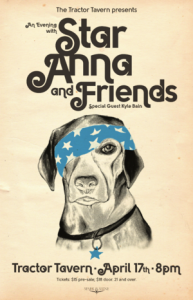 Star Anna and Friends