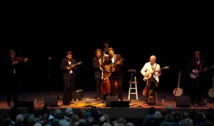 Steve Martin and the Steep Canyon Rangers (photo: Jim Bennett)