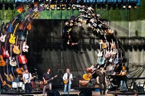 Steve Miller Band (photo: Jim Bennett)
