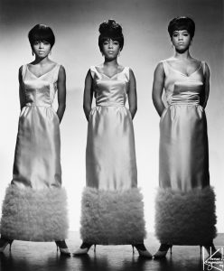 The Supremes in the 1960s